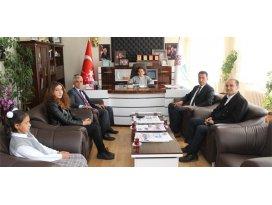 Konyada belediye başkanı makamını, öğrenciye bıraktı