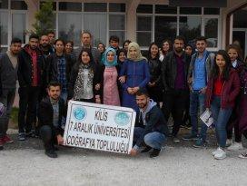 Üniversite öğrencileri Konya Karapınarı gezdi
