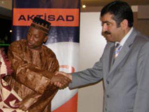 Nijerya heyeti Konyada