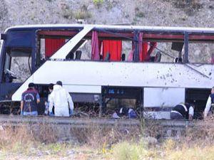 Askeri otobüse saldırı