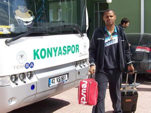 Konyaspor Antalyada çalışacak