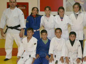 Selçuklu Judo da madalyaları topladı