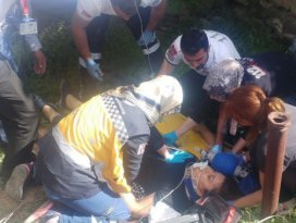 Yaralı kadın, yaşam savaşını kaybetti