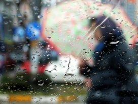 Konyaya yağış uyarısı