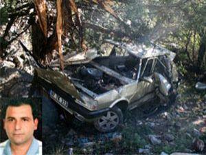 Akseki-Seydişehir yolunda kaza: 1 ölü