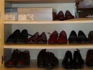 Namaz kılan cemaatin ayakkabıları çalındı