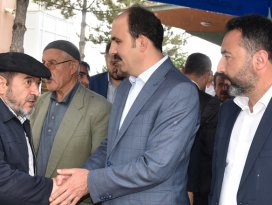 Başkan Altay, Komşuluğu geliştirmeliyiz