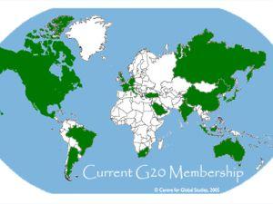 Türkiye G-20nin neresinde?