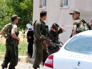Hücre evine operasyonda 2 terörist öldürüldü