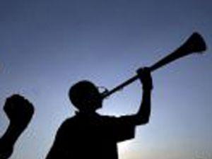 Vuvuzela Türk olma yolunda
