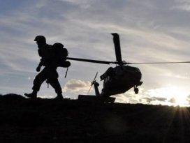 Elazığda çatışma: 1 asker şehit