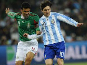 Arjantin çeyrek finalde Almanyanın rakibi