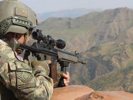 Tuncelide PKKnın bombacısı ölü ele geçirildi