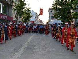 Kulu'da 15 Temmuz etkinlikleri sona erdi