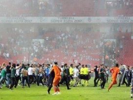 Konyasporun ve Beşikaşın cezası belli oldu