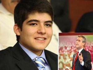 Abbas Güçlüden Gülün oğluna canlı yayında eleştiri!