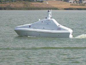 İnsansız hava aracından sonra, insansız deniz aracı