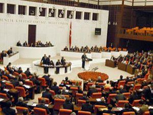 Konya Üniversitesi TBMM gündeminde