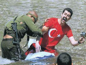 İsrailden küstah canlandırma