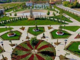 """Ecdat Parkı"" tamamlandı"