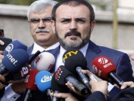 AK Partiden vize krizi ile ilgili flaş açıklama