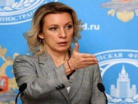 Zaharova Türkiye sorusuna böyle yanıt verdi!