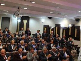 Konya Şeker 64'üncü Genel Kurulunu yaptı