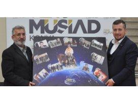 Genç MÜSİAD'da Tecrübe Paylaşımı programı