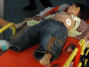 6. kattan düşen çocuk hayatını kaybetti