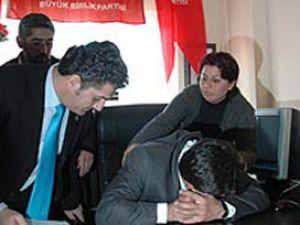 BBP genel merkezi yasa boğuldu