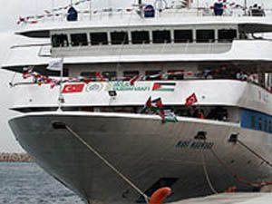 İsrail gemileri teslim etmiyor