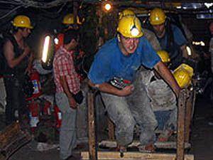 Madencileri kurtarma çalışması sürüyor
