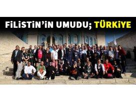 Filistin'in umudu; Türkiye