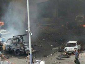 Yemende bomba yüklü araçla intihar saldırısı