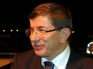 Dışişleri Bakanı Davutoğlu Konyada