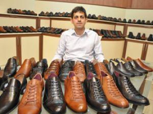 Ali Deresoy ayakkabıcılar dernek başkanı oldu