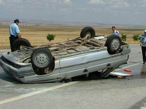 Kuluda trafik kazası:6 yaralı