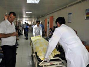 Konyada vinç operatörünün feci ölümü