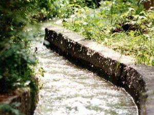 Meram'a ikinci sulama suyu veriliyor