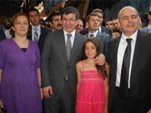 Bakan Davutoğlu Akşehirde