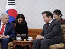 Başbakan Yıldırımdan stratejik ortaklık çağrısı