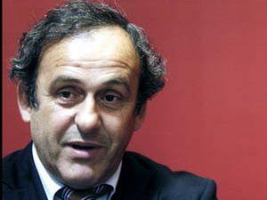 UEFA Başkanı Platini Hastaneye Kaldırıldı