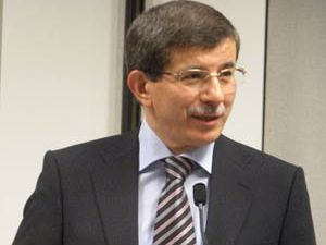 Bakan Davutoğlu Ak Parti Konya İl toplantısında