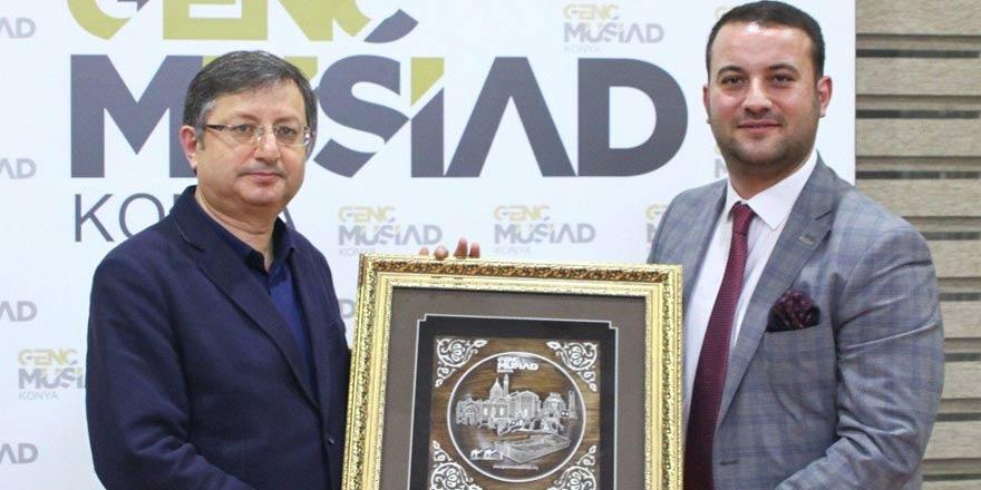 """Genç MÜSİAD """"Anadolu Liderlik Modeli Alim-18 projesini yeniden başlattı"""