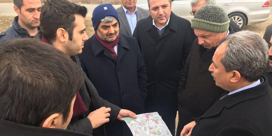 Akşehir'de termal organize seracılık bölgesi kuruluyor