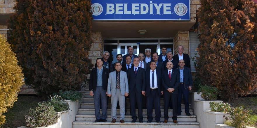 AK Parti Konya İl Yönetimi Altınekini ziyaret etti