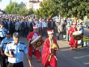 7.Beyşehir Göl Festivali başladı.