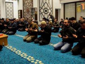 Konyada Zeytin Dalı Harekatının zaferi için dua edildi