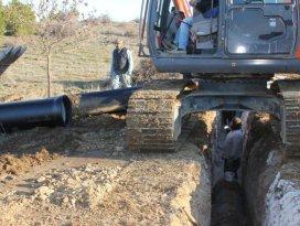 Seydişehir Belediyesi su çalışmaları