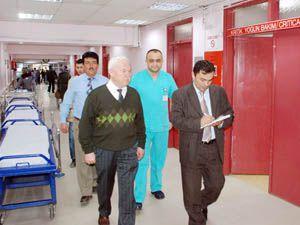 Numune Hastanesi Başhekimi istifa etti